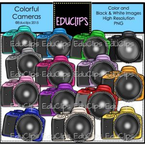 Colorful Cameras