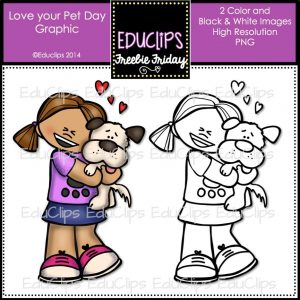 FF Love Your Pet Day Graphic