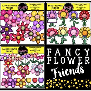 Fancy Flower Friends Bundle