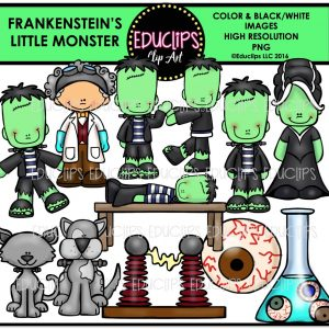 Frankenstein's Little Monster