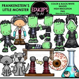 Frankenstein's Little Monster