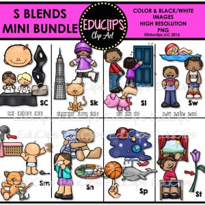 S Blends Mini Bundle