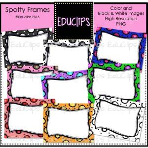 Spotty Frames