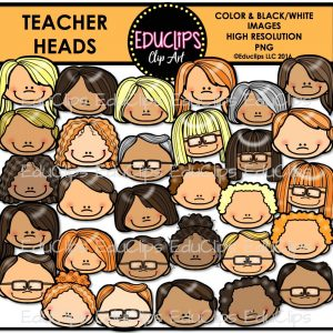 Teacher Heads