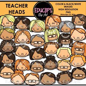 Teacher Heads
