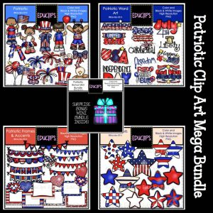 Patriotic Mega Bundle