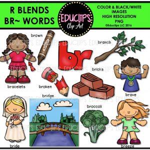 R blends br