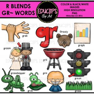 R blends gr