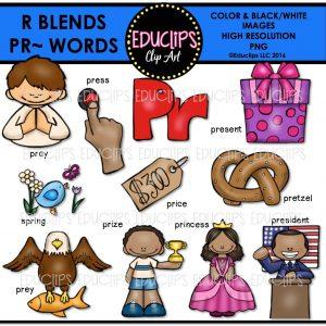R blends pr
