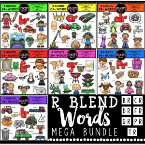r blends mega bundle
