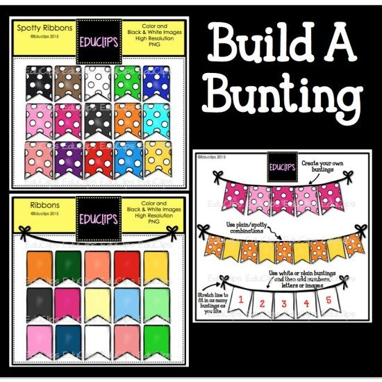 Build A Bunting