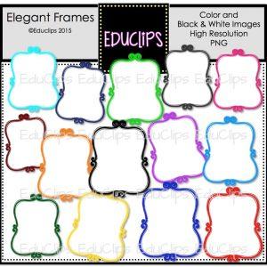 Elegant Frames