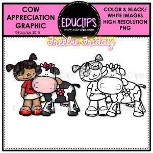Cow Appreciation Graphic