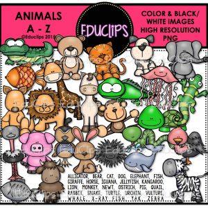 Animals A-Z