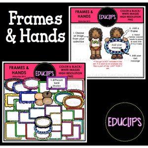 Frames & Hands