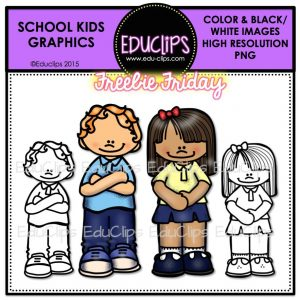 School Kids graphics