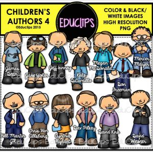 Children's Authors 4