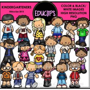 Kindergarteners
