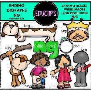 Ending Digraphs NG