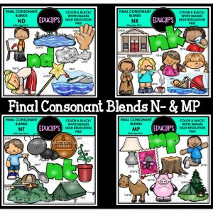 Final Consonant Blends N- & MP