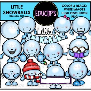 Llittle Snowballs