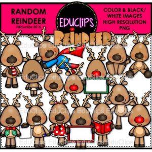 Random Reindeer