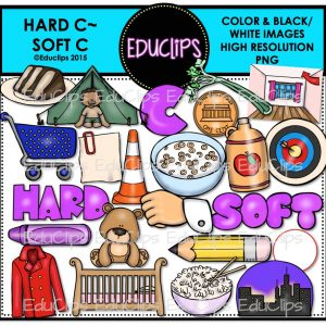 •Hard C Soft C