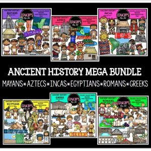 Ancient History Mega Bundle