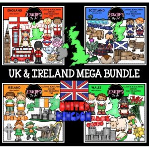 UK & Ireland Mega Bundle