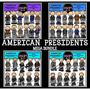 American Presidents Mega Bundle