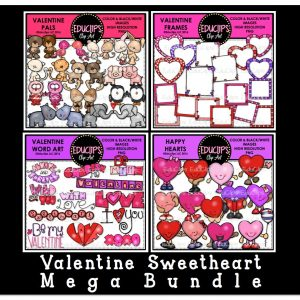 Valentine Sweetheart Mega Bundle