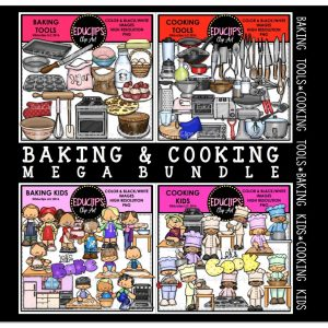Baking & Cooking Mega Bundle