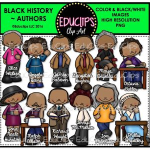 Black History Authors
