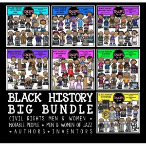 Black History Big Bundle