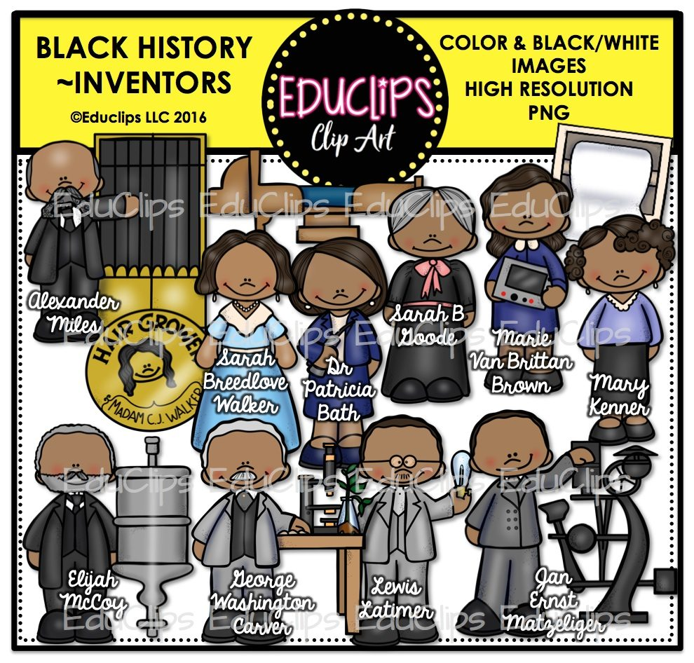 black history clip art pictures - photo #35
