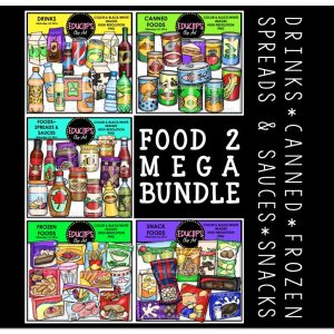 Food 2 Mega Bundle