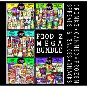 Food 2 Mega Bundle