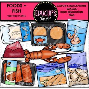 Foods~Fish