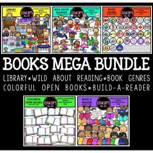 Books Mega Bundle