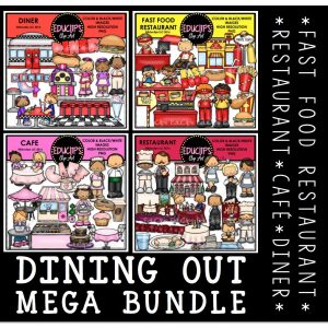 Dining Out Mega Bundle