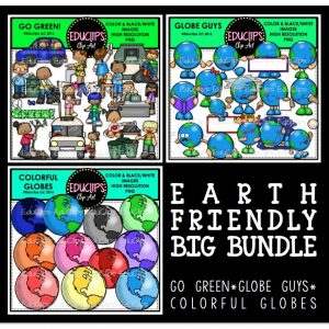 Earth Friendly Big Bundle