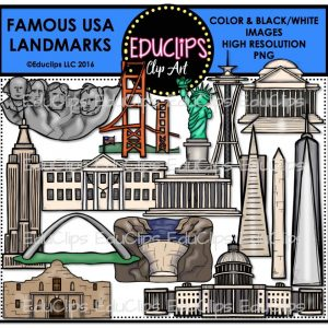 Famous USA Landmarks