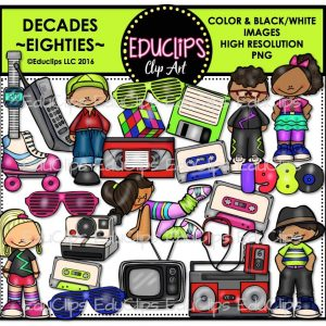 Decades-Eighties