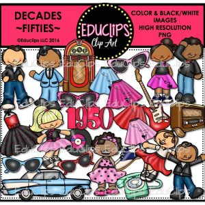 Decades-Fifties