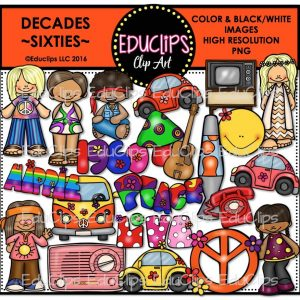 Decades-Sixties