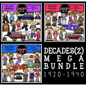 Decades 2 Mega Bundle
