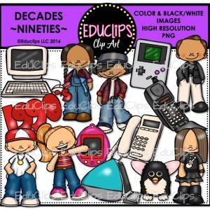 Decades-Nineties