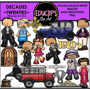 Decades-Twenties