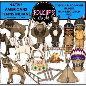 Native Americans Plains Indians