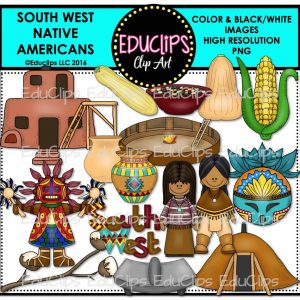 South West Native Americans